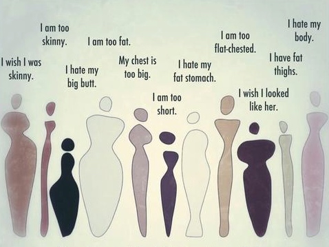 no body-shaming