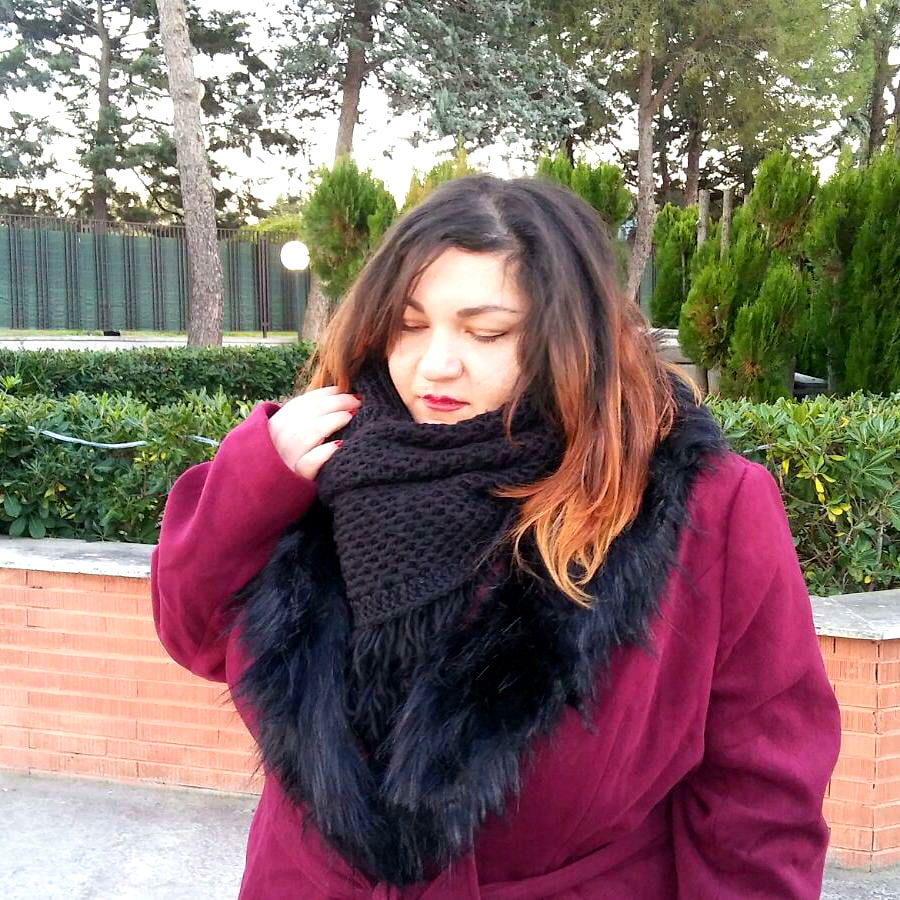 5d25ee2f2de2 Winter Outfit - Plus Size - in Collaborazione con Yours Clothing UK ...