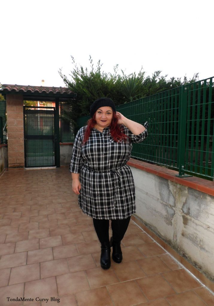 plus size hipster outfit
